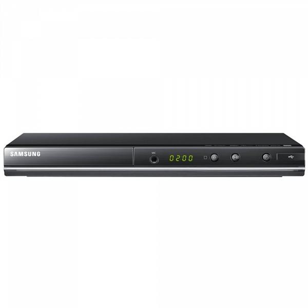 купить DVD-плеер Samsung DVD-D530K - цена, описание, отзывы - фото 1