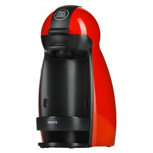 купить Кофеварка Krups Dolce Gusto KP1006 E1 Piccolo Красная - цена, описание, отзывы - фото 1