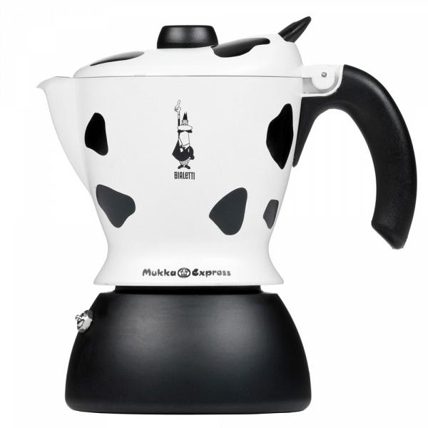купить Кофеварка Bialetti Mukka express на 2 чашки - цена, описание, отзывы - фото 1
