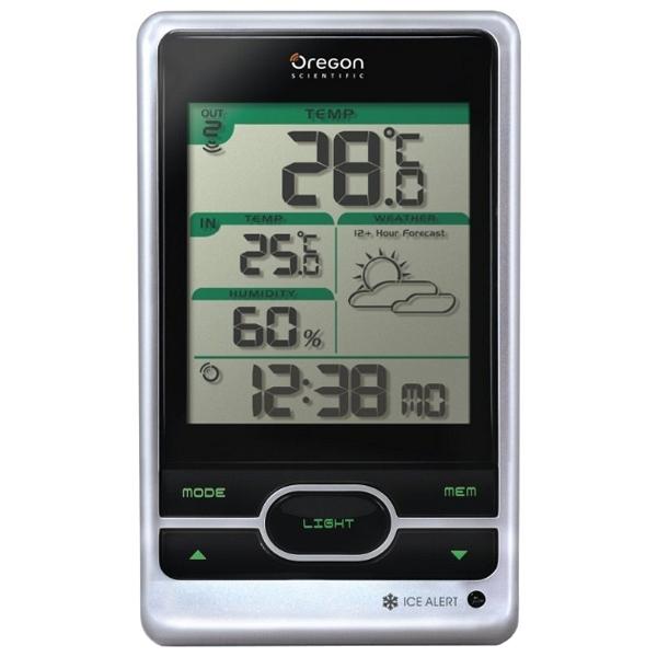 купить Цифровая метеостанция Oregon Scientific BAR 206 - цена, описание, отзывы - фото 1