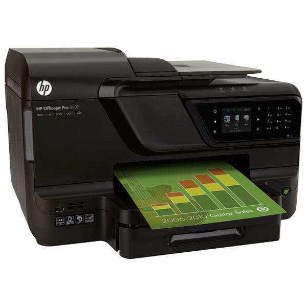купить МФУ HP OfficeJet Pro 8600A (CM749A) - цена, описание, отзывы - фото 1
