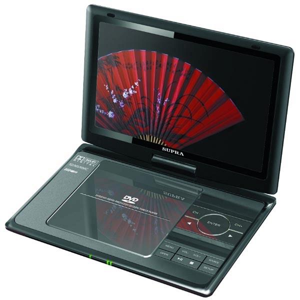 купить DVD-плеер Supra SDTV-917UT - цена, описание, отзывы - фото 1