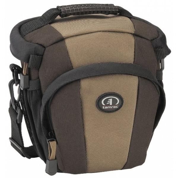 купить Сумка Tamrac Evolution Zoom 14 коричнево-песочный - цена, описание, отзывы - фото 1