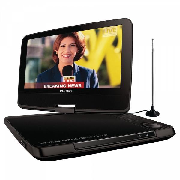 купить DVD-плеер Philips PD9028/51 - цена, описание, отзывы - фото 1