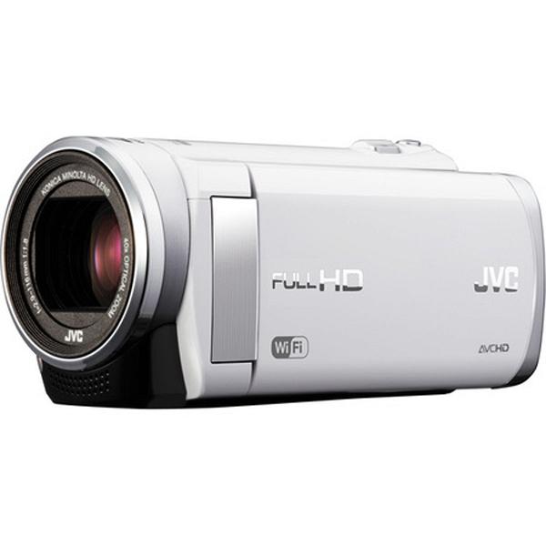 купить Видеокамера JVC GZ-EX215 белая - цена, описание, отзывы - фото 1