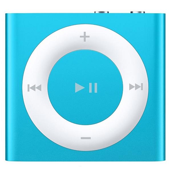 купить MP3-плеер Apple iPod Shuffle 2GB Blue - цена, описание, отзывы - фото 1