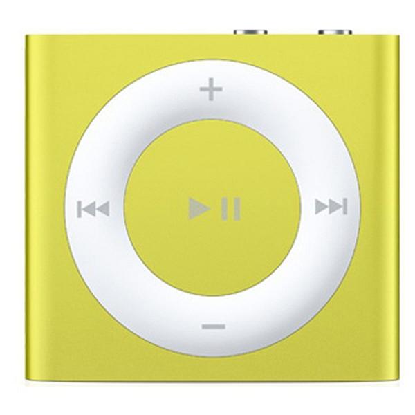 купить MP3-плеер Apple iPod Shuffle 2GB Yellow - цена, описание, отзывы - фото 1