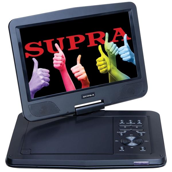 купить DVD-плеер Supra SDTV-1024UT - цена, описание, отзывы - фото 1