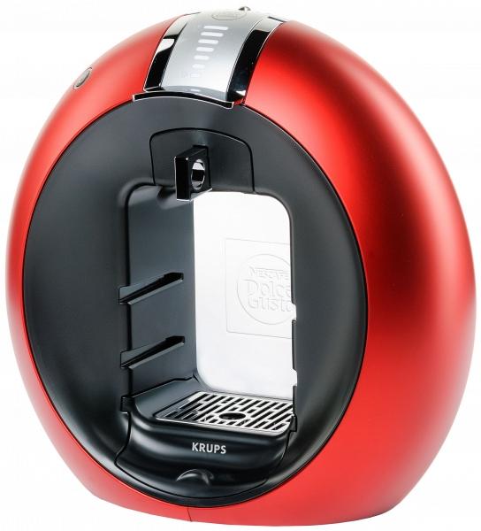 купить Кофеварка Krups Dolce Gusto KP 510510 Circolo  красный - цена, описание, отзывы - фото 1
