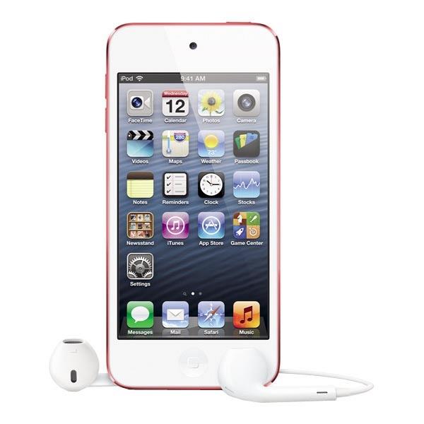 купить MP3-плеер Apple iPod touch 5 32Gb Pink - цена, описание, отзывы - фото 1