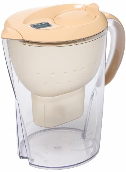 купить Фильтр для очистки воды Brita Marella-XL капучино 3.5 л - цена, описание, отзывы - фото 1