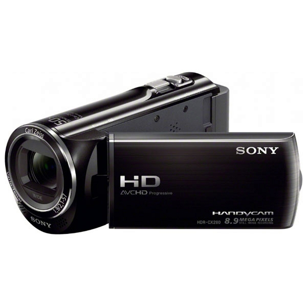 купить Видеокамера Sony HDR-CX280 EB Black - цена, описание, отзывы - фото 1