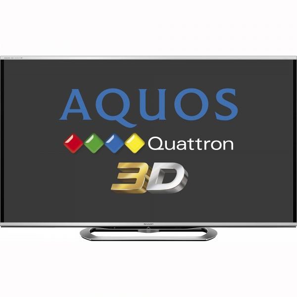 купить Телевизор Sharp LC-60LE857 RU - цена, описание, отзывы - фото 1