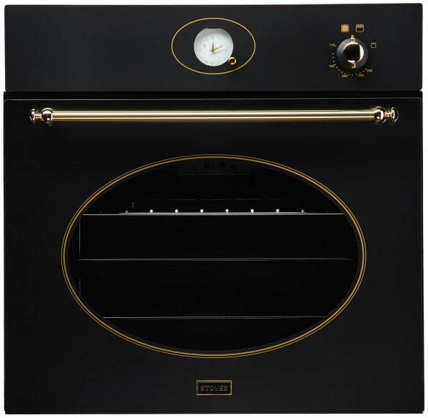 Духовой шкаф Stoves ST HER SGB600PS CIS (BLK)