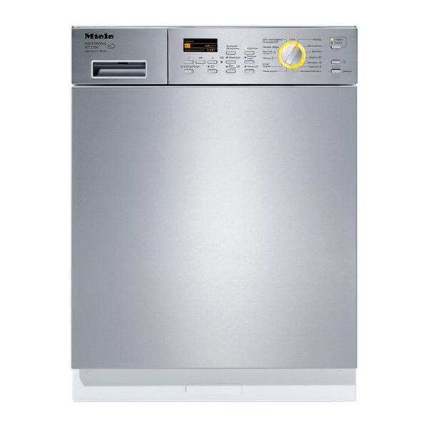 Встраиваемая стиральная машина Miele WT 2789 i WPM сталь