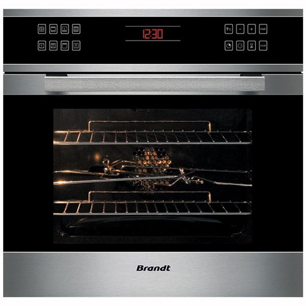 купить Духовой шкаф Brandt FC1045XS - цена, описание, отзывы - фото 1
