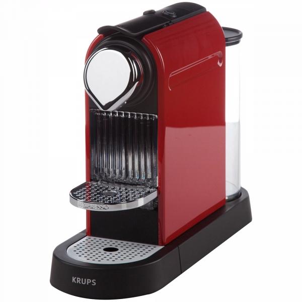 купить Кофеварка Nespresso Krups XN 7205 CitiZ - цена, описание, отзывы - фото 1