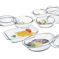 купить Посуда для СВЧ Simax набор  315 - цена, описание, отзывы - фото 1