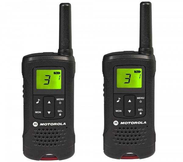 купить Рация Motorola TLKRT60 (пара) - цена, описание, отзывы - фото 1