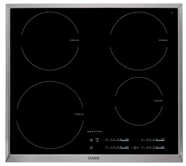 купить Варочная поверхность AEG HK 65420 RXB - цена, описание, отзывы - фото 1
