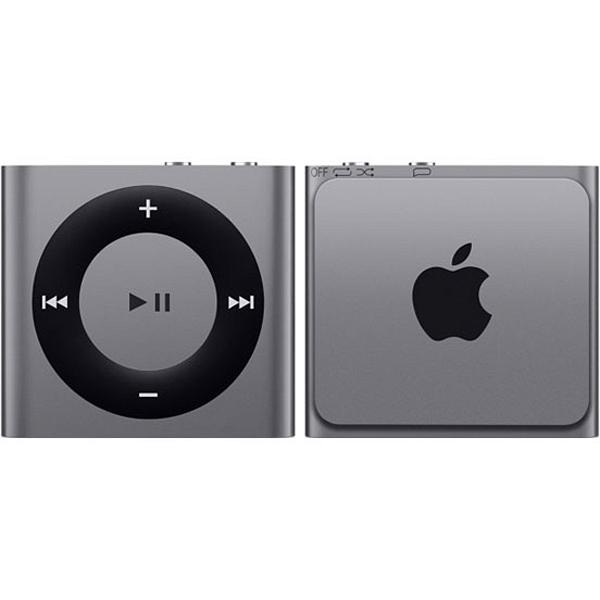 купить MP3-плеер Apple iPod Shuffle 2GB Space Gray - цена, описание, отзывы - фото 1