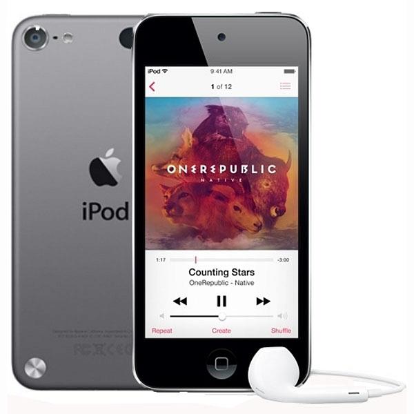 купить MP3-плеер Apple iPod touch 32GB Space Gray - цена, описание, отзывы - фото 1