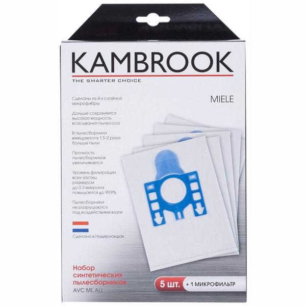 купить Мешки для пылесоса Kambrook AVC ML ALL - цена, описание, отзывы - фото 1