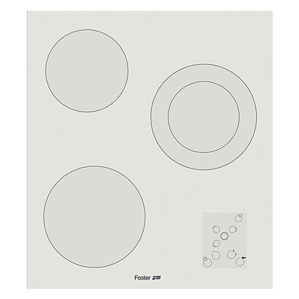 купить Варочная поверхность Foster P 45 E White 7333 130 - цена, описание, отзывы - фото 1