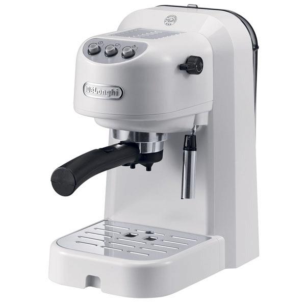 купить Кофеварка Delonghi EC 250.W белая - цена, описание, отзывы - фото 1