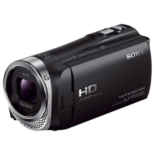 купить Видеокамера Sony HDRCX330E/BC - цена, описание, отзывы - фото 1