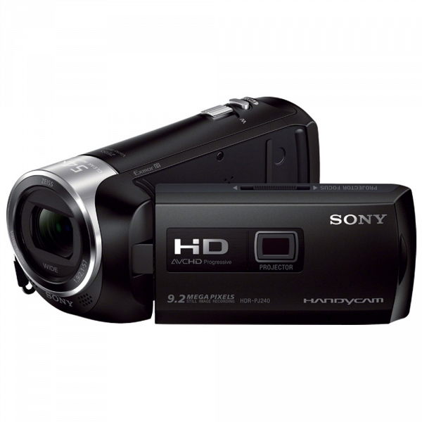 купить Видеокамера Sony HDRPJ240E - цена, описание, отзывы - фото 1