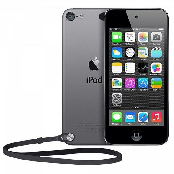 купить MP3-плеер Apple iPod touch 5 16Gb Space Gray - цена, описание, отзывы - фото 1