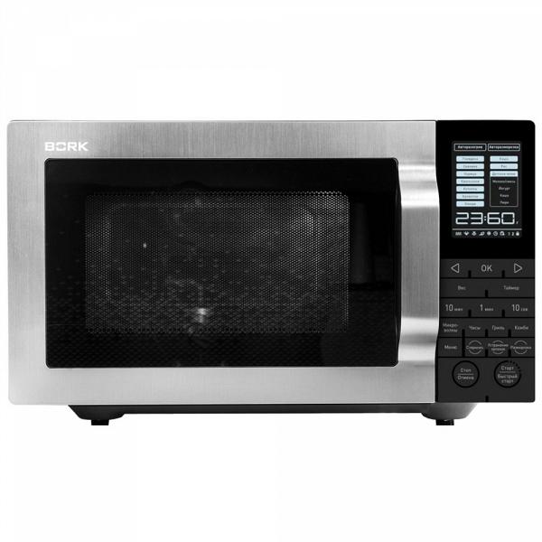 купить Микроволновая печь BORK W501 - цена, описание, отзывы - фото 1
