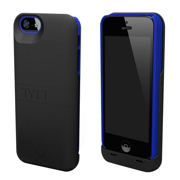купить Чехол для смартфона TYLT IP5PCBL2-T аккумулятор, 2500mAh синий - цена, описание, отзывы - фото 1