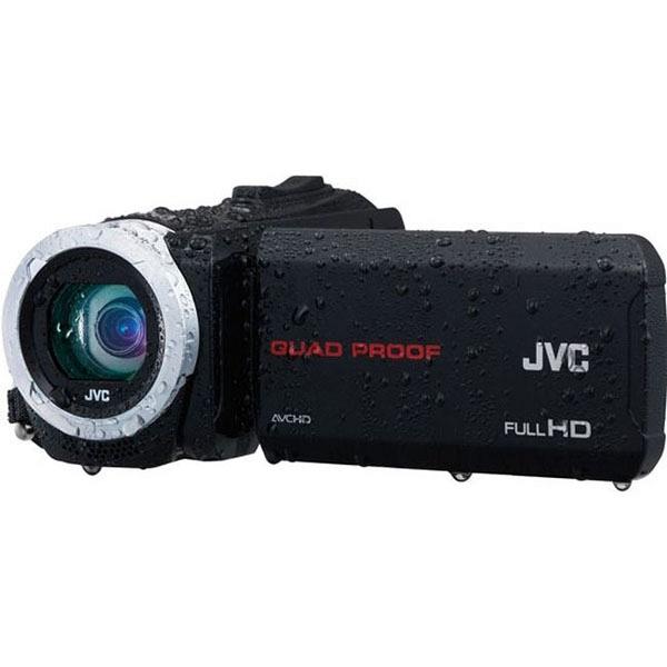 купить Видеокамера JVC GZ-R15 черный - цена, описание, отзывы - фото 1