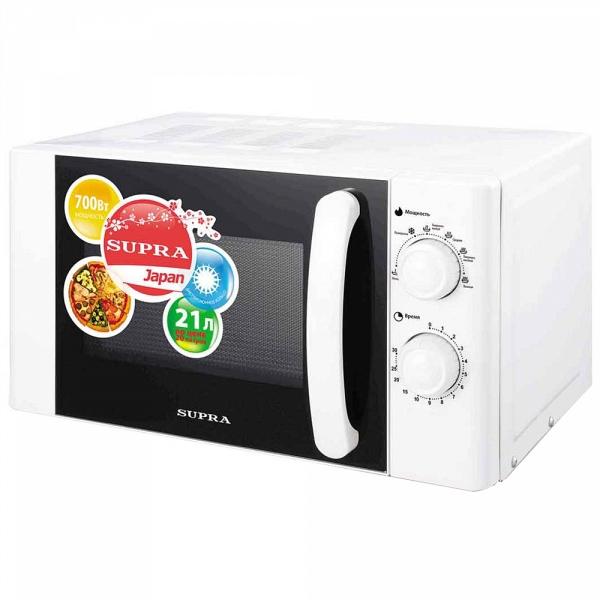 купить Микроволновая печь Supra MWS-2107MW - цена, описание, отзывы - фото 1