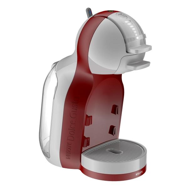 купить Кофеварка Krups Dolce Gusto KP 1205 Mini Me красная - цена, описание, отзывы - фото 1