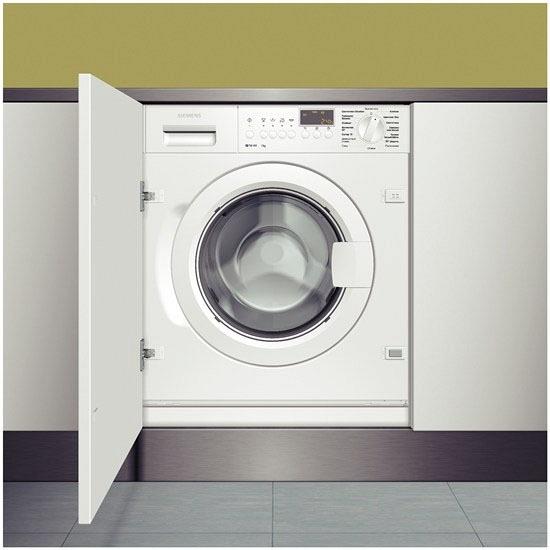 Встраиваемая стиральная машина Siemens WI 14S440 OE