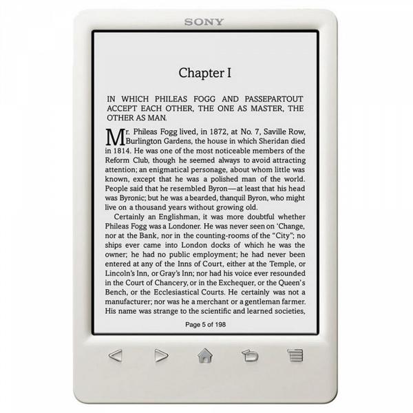 купить Электронная книга Sony PRS-T3 white - цена, описание, отзывы - фото 1