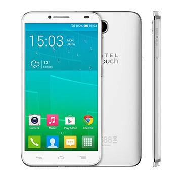 купить Смартфон Alcatel Idol 2 6037Y White - цена, описание, отзывы - фото 1
