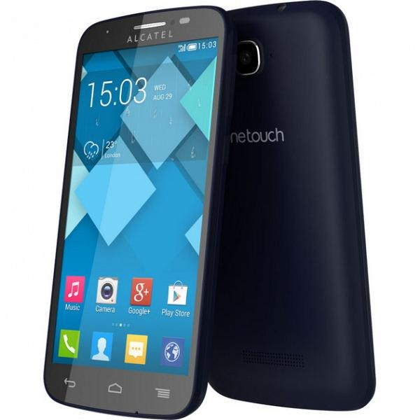 купить Смартфон Alcatel POP S3 5050X LTE Black Fashion Blue - цена, описание, отзывы - фото 1
