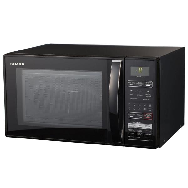 купить Микроволновая печь Sharp R-8771LK - цена, описание, отзывы - фото 1
