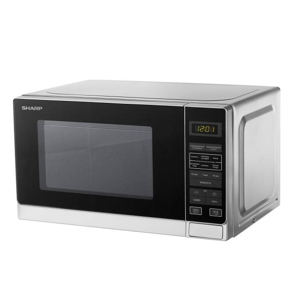 купить Микроволновая печь Sharp R-2772RSL - цена, описание, отзывы - фото 1