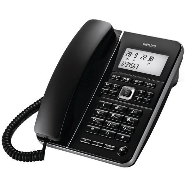 купить Проводной телефон Philips CRD500B/51 - цена, описание, отзывы - фото 1