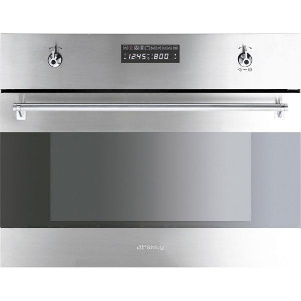купить Духовой шкаф Smeg S 45MFX2 - цена, описание, отзывы - фото 1