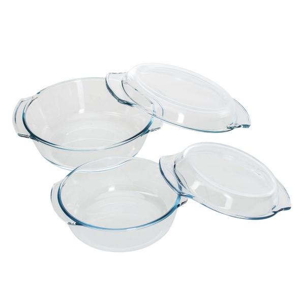 купить Посуда для СВЧ Termisil PZ00003A набор - цена, описание, отзывы - фото 1