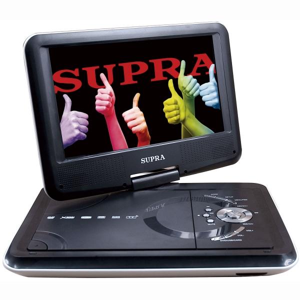 купить DVD-плеер Supra SDTV-925UT grey - цена, описание, отзывы - фото 1