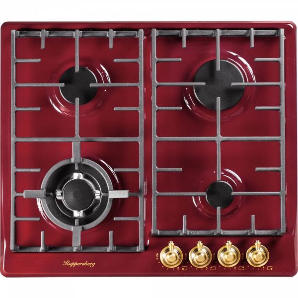 купить Варочная поверхность Kuppersberg FV 6 TGRZ BOR Bronze - цена, описание, отзывы - фото 1