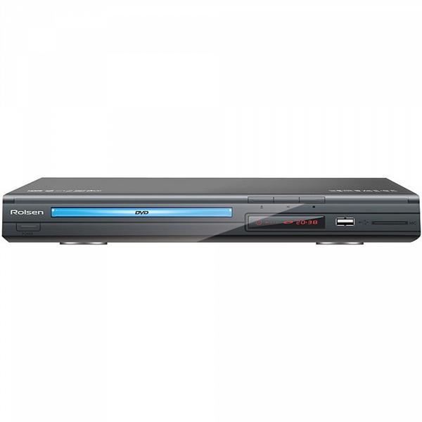 купить DVD-плеер Rolsen RDV-3020 - цена, описание, отзывы - фото 1