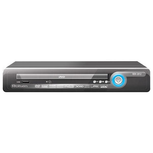 купить DVD-плеер Rolsen RDV-2012 - цена, описание, отзывы - фото 1